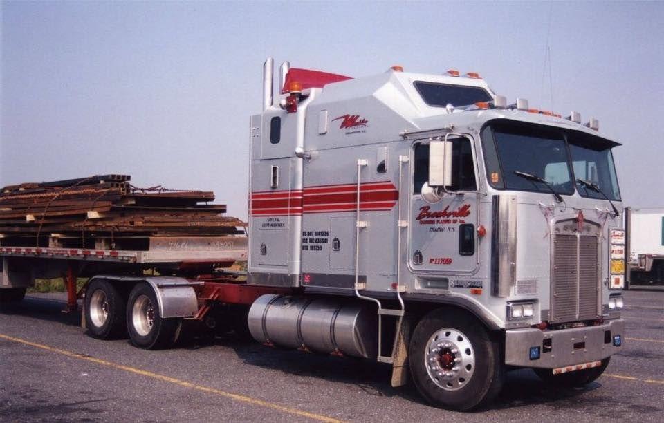 Pin by Michael Overholt on SemiTrucks Big trucks, Semi
