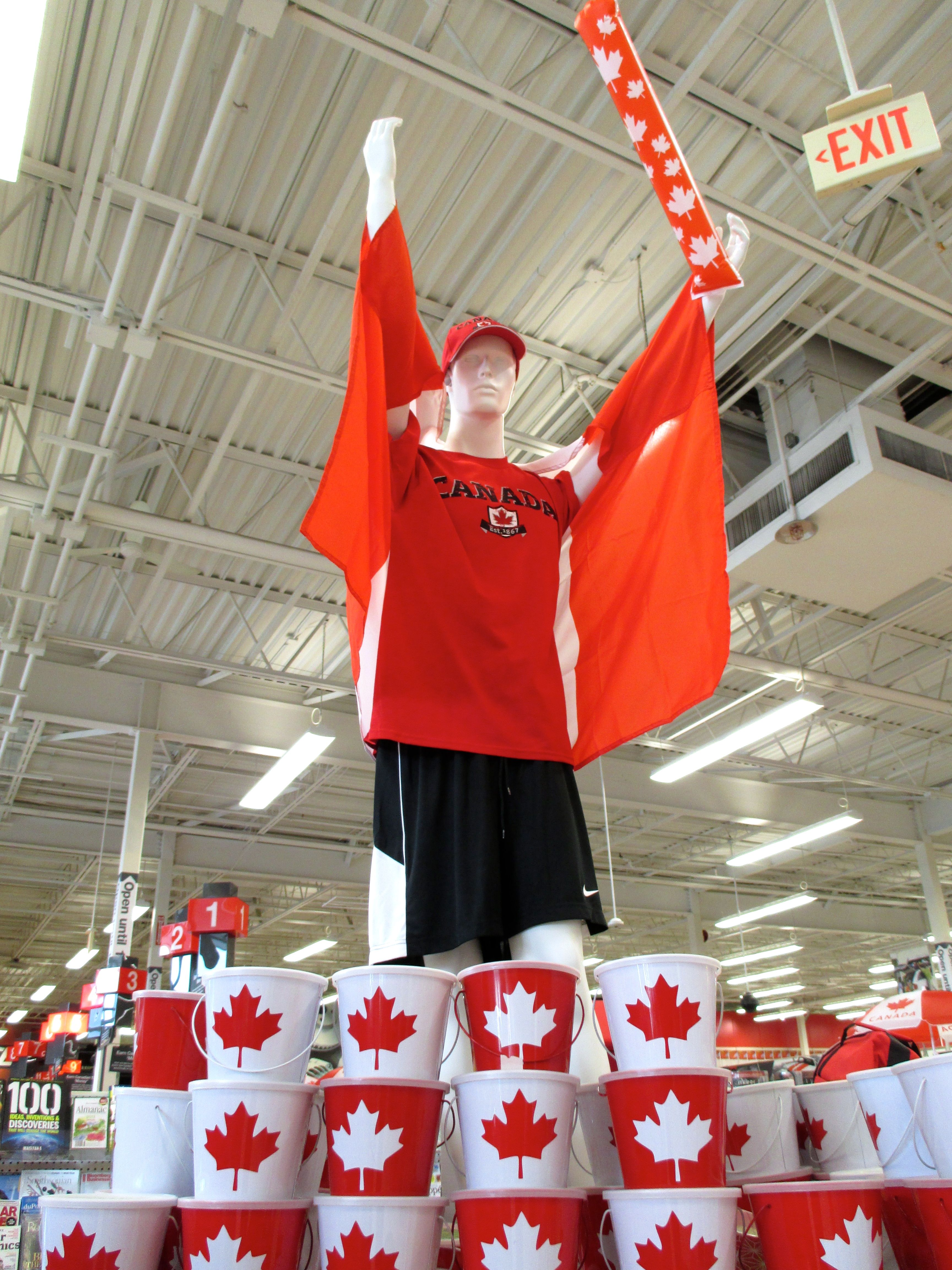 Find All Your Canada Day Essentials At Canadian Tire