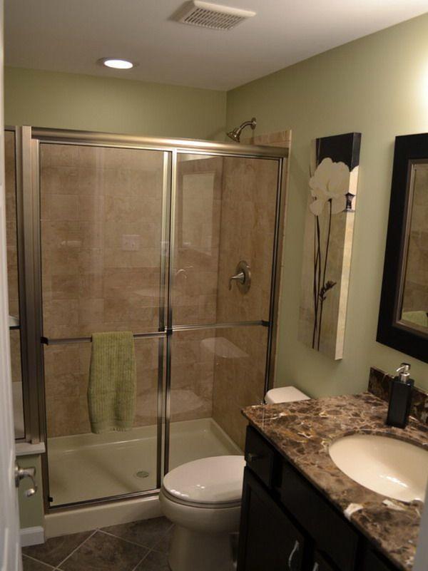 30 Amazing Basement Bathroom Ideas For Small Space  Basement Alluring Basement Bathroom Design Ideas Decorating Inspiration