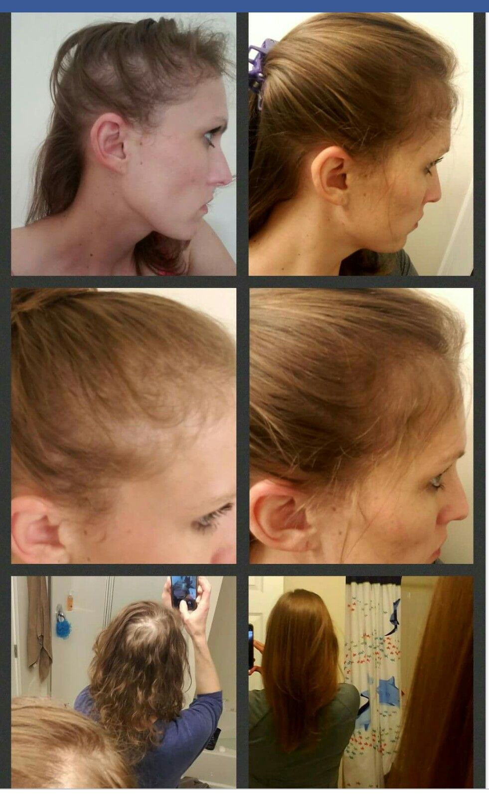 Pin by Shawnda Johnson on Monat's before and after Hair