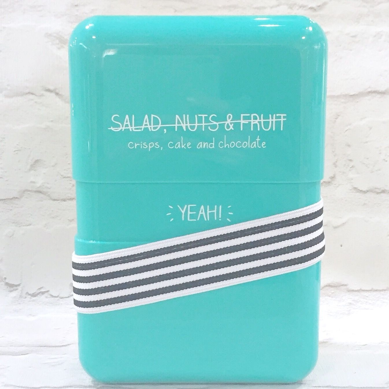 Happy Jackson 'Salad, Nuts And Fruit' Lunch Box