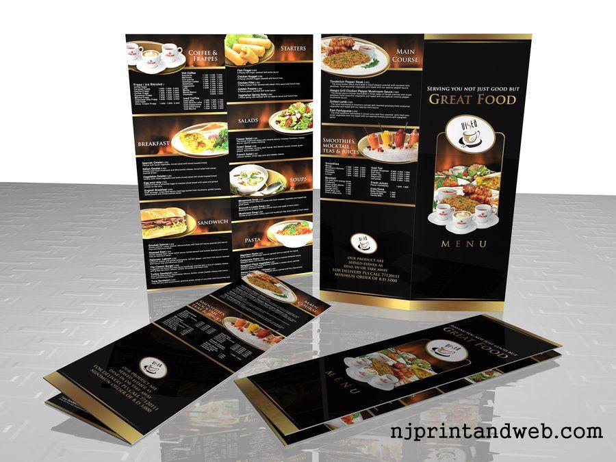 color printing in new york u s we can print restaurant menu fine
