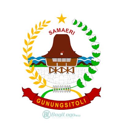 Kota Gunungsitoli Logo Vector Vector Logo Vector Logos