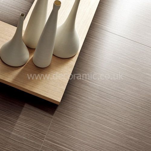 Pattaya Wood Effect Medium Wood Porcelain Tile 1200x600mm Matt thin ...