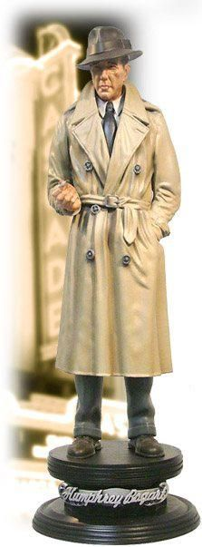 Hollywood Legends Statue CS00204 Humphrey Bogart - Over 12 ...
