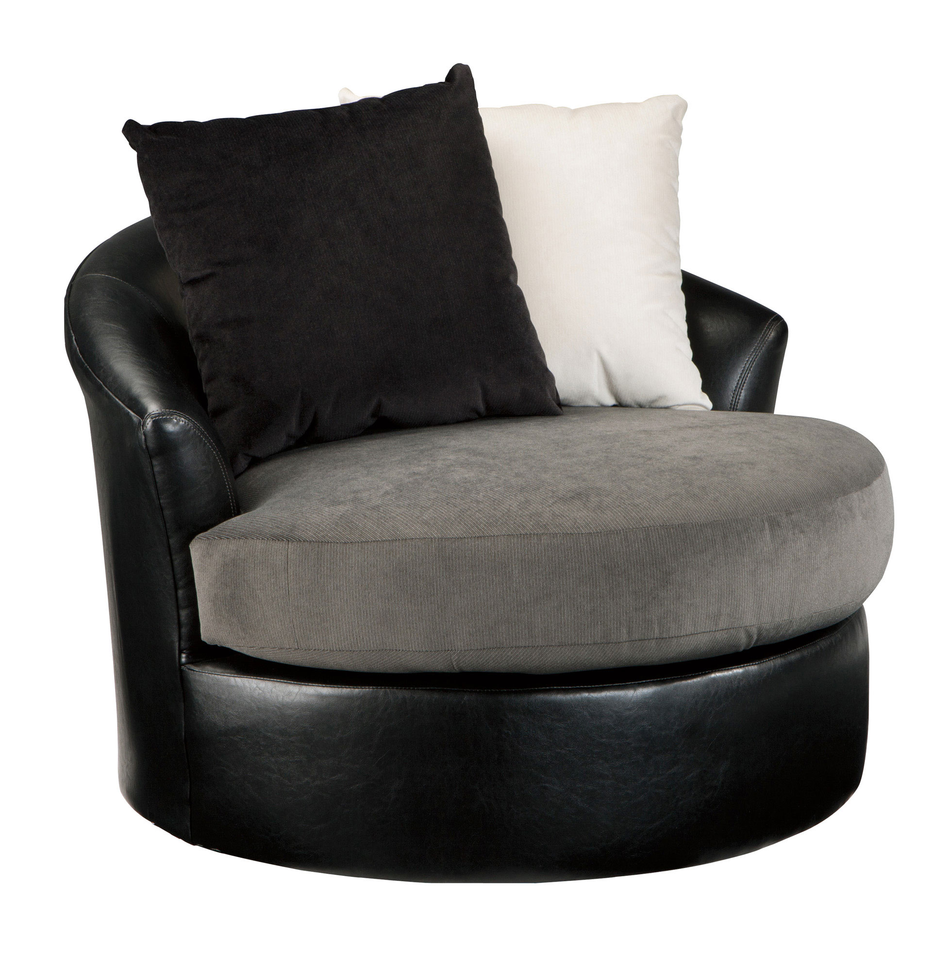 Armant Swivel Accent Chair By Ashley Home Gallery Stores Den