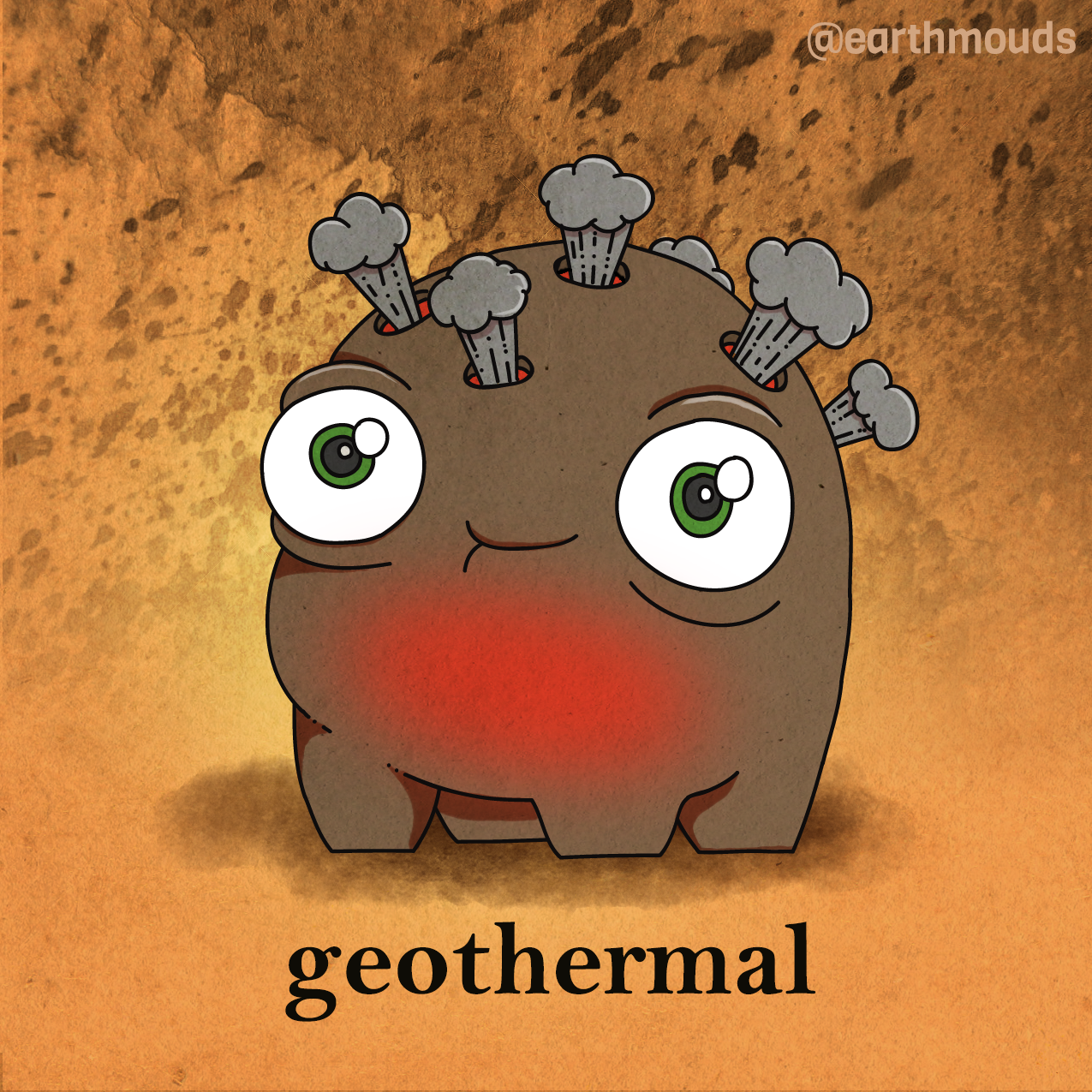 Geothermal Energy Heat From Within The Earth Is Responsible For Natural Geysers And Hot Springs Geolo Geothermal Energy Cool Science Facts Science For Kids