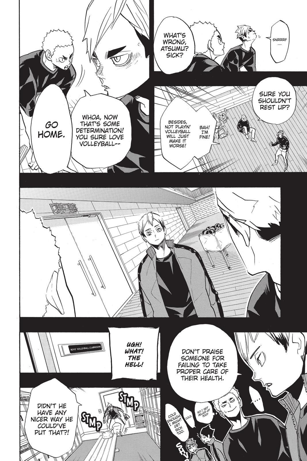 Haikyuu Chapter 274 Read Haikyuu Manga Online Haikyuu Haikyuu Manga Haikyuu Anime The world's most popular manga! haikyuu chapter 274 read haikyuu