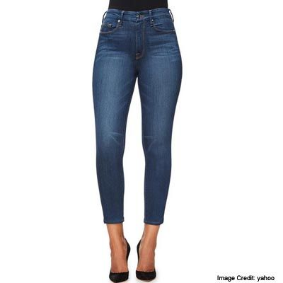 Good Waist High-Waisted Jeans | Celebrity Styles | Pinterest | See ...