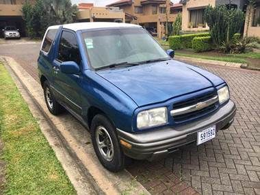 Used Chevrolet Tracker For Sale In Heredia Costa Rica Price 4 505 Usd Year 1999 Mileage 126 000 Km Transmission Rear Wheel Drive Chevrolet Vehicles