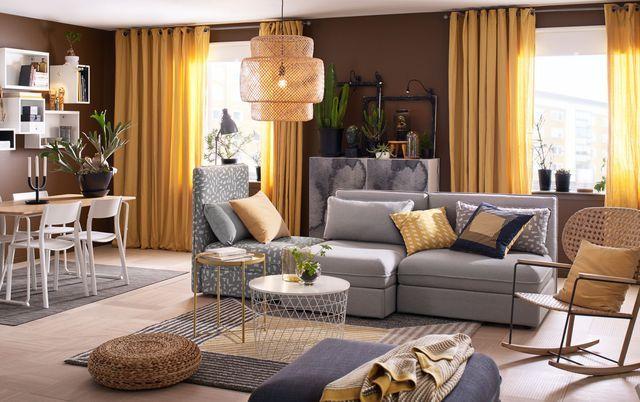 Canapé Convertible Pliez Dépliez Living Room Salon Canapé