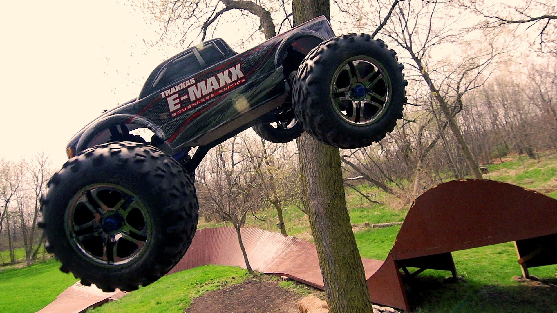 XMaxx Anthony Ray's Monster Truck Series Tribute Replica