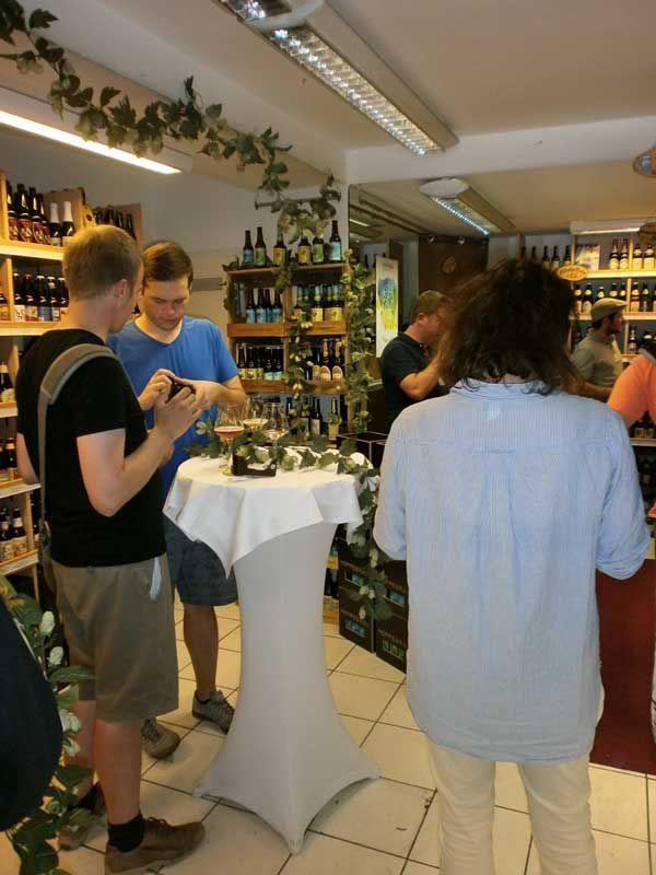 Erste Geschmackseindrücke auf den #Bierinseln in München sammeln | 1 ...