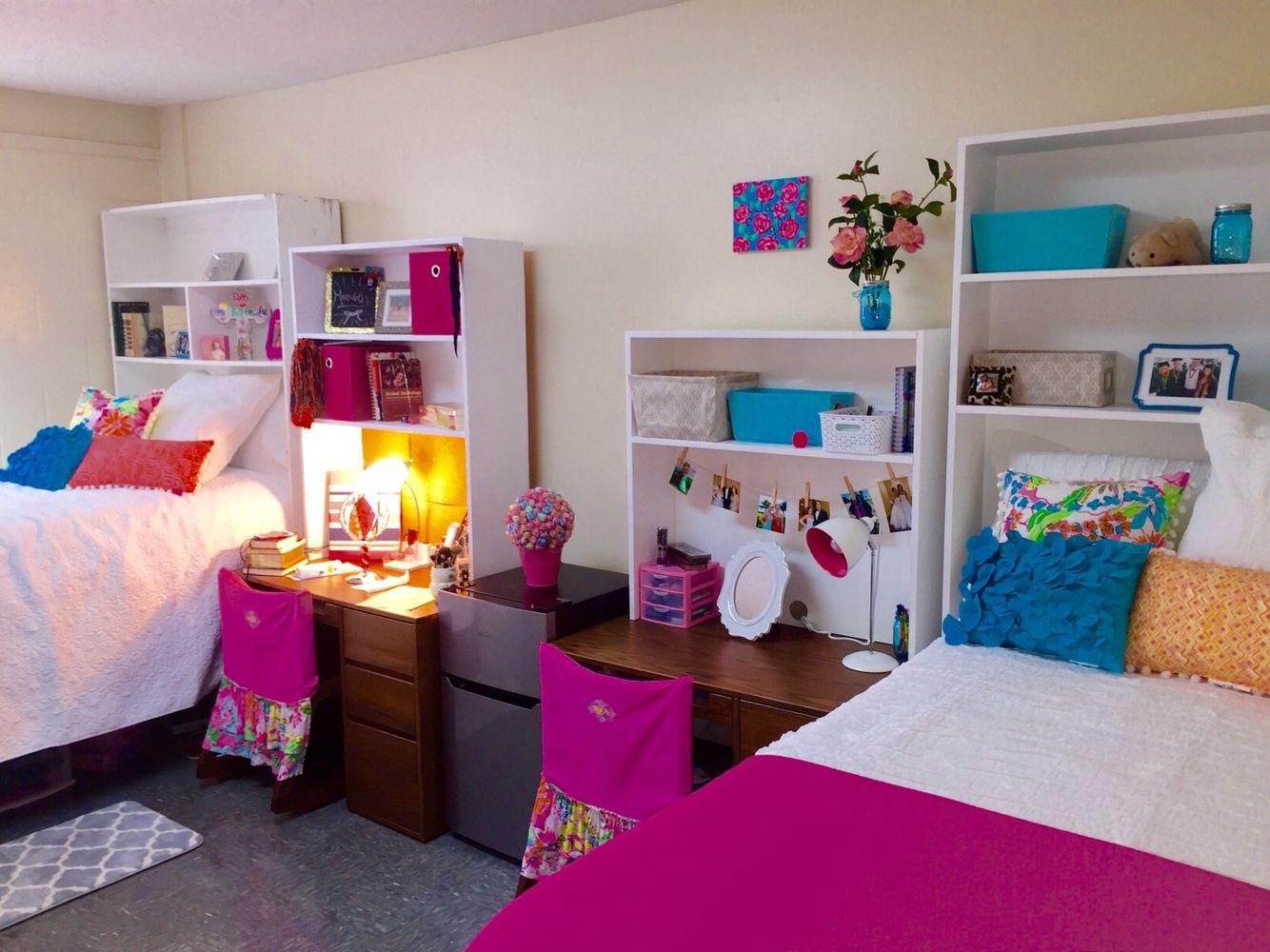 Room · Auburn University Dorm Design Part 73