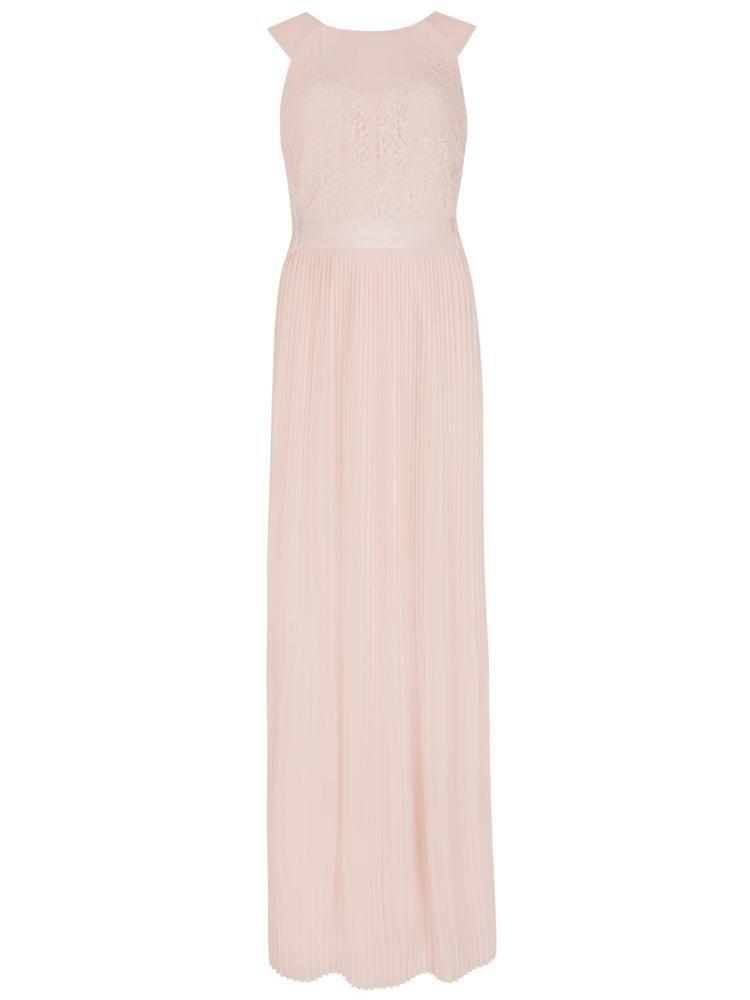 94122b0708c0 Ted Baker Bai Maxi Dress: Pink - CureUK.com | Shop Cure ...