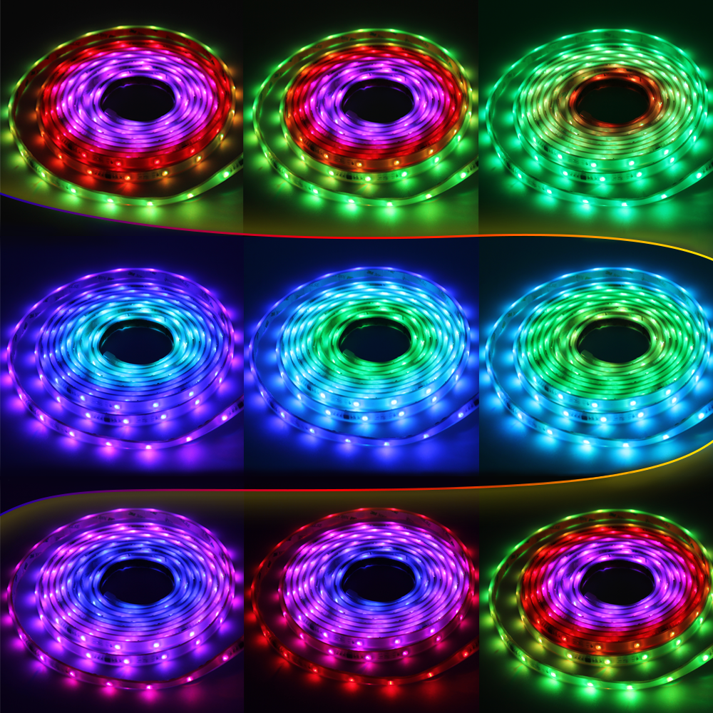Led strip light is comprised of an elongated flexible strip of led strip light is comprised of an elongated flexible strip of printed circuit board pcb aloadofball Choice Image