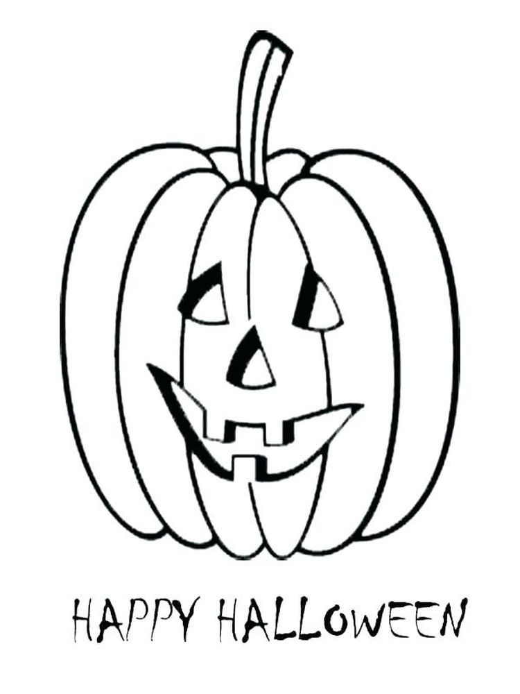 jack o lantern coloring pages to print. Halloween ...