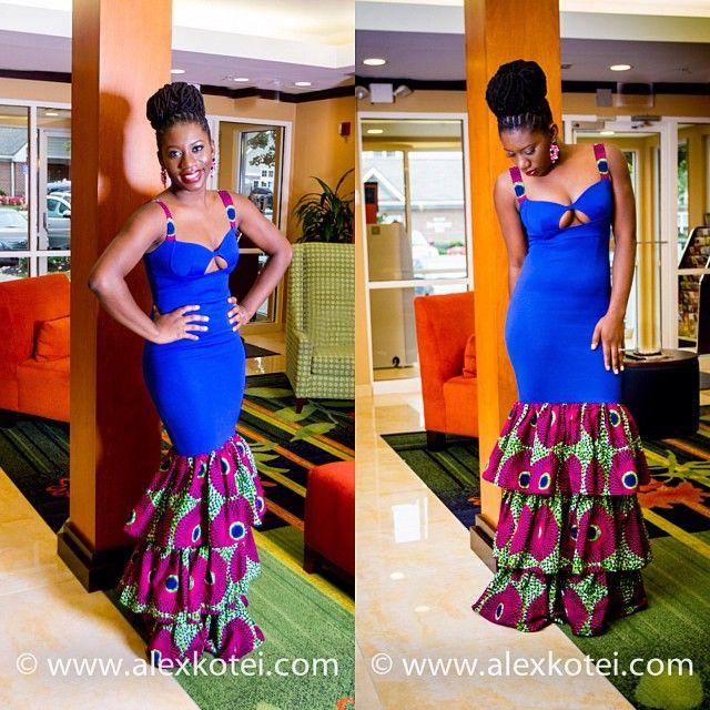 Priscilla of Prissyville #Africanfashion #AfricanClothing #Africanprints #Ethnicprints #Africangirls #africanTradition #BeautifulAfricanGirls #AfricanStyle #AfricanBeads #Gele #Kente #Ankara #Nigerianfashion #Ghanaianfashion #Kenyanfashion #Burundifashion #senegalesefashion #Swahilifashion DK