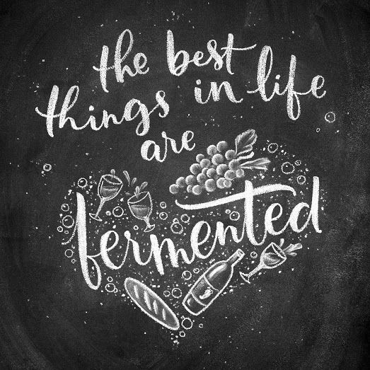 At Barefoot Wine and Bubbly, we believe the best things in life are fermented. (Barefoot Wine & Bubbly Quotes)