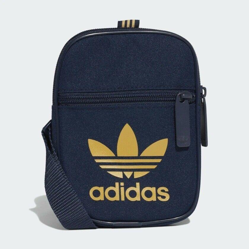 76dae6f4a Adidas Originals Festival Bag Navy Sport Casual Unisex Backpack Travel  DV2408 - Travel Backpack #travel