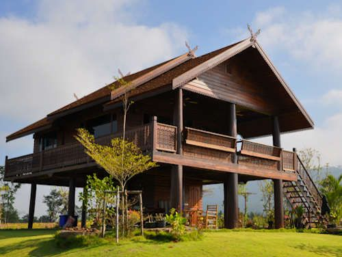 Eco home thailand google search also exteriors  gardens in rh pinterest