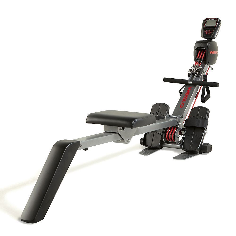 Weslo Flex 3 0 Rower No Equipment Workout At Home Gym