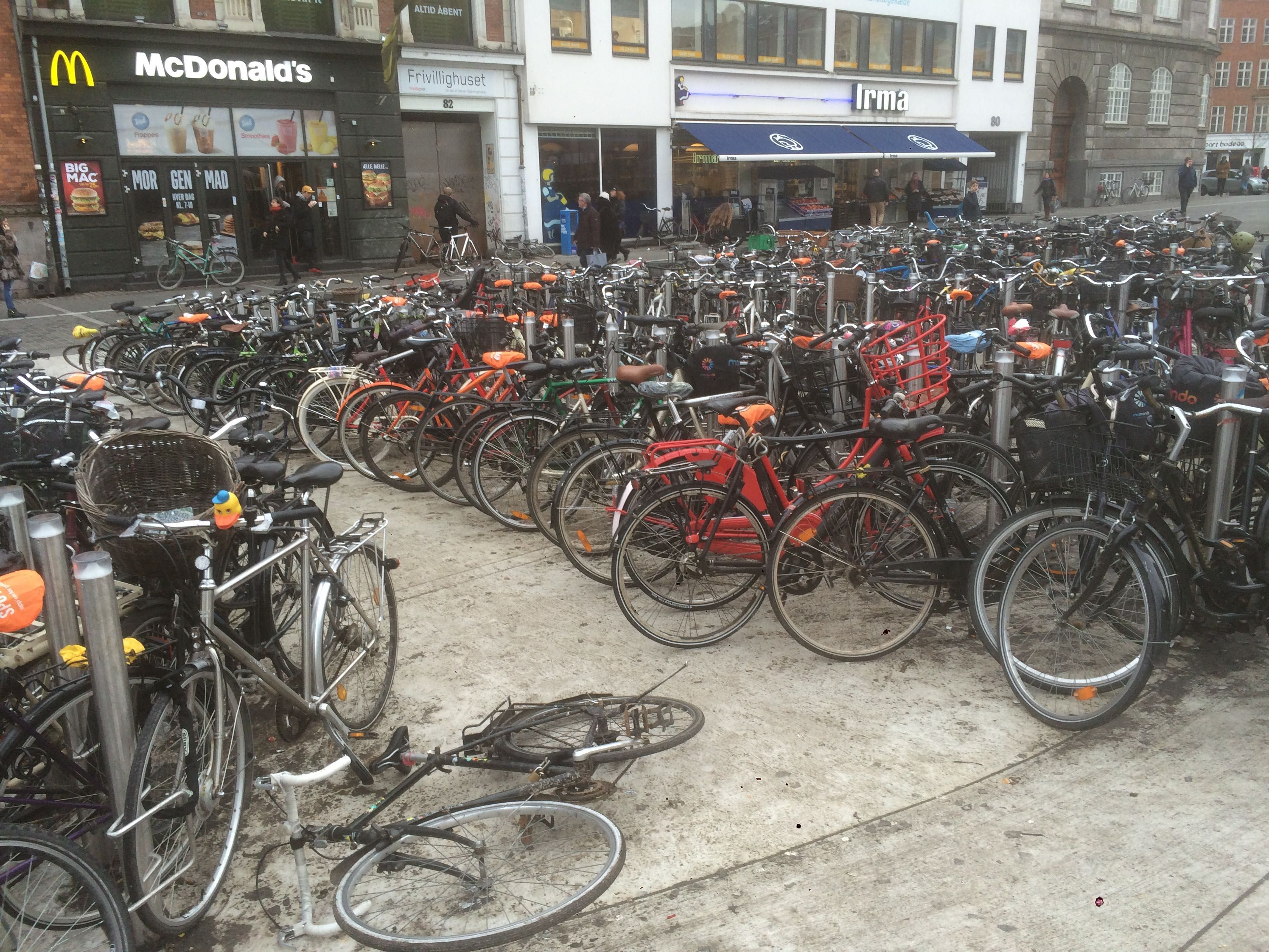 Copenaghen bike
