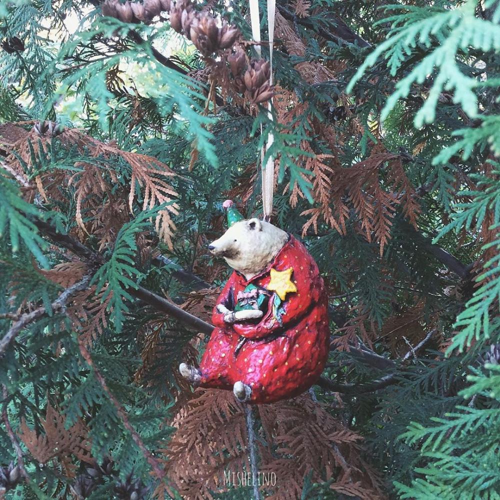 Handmade Christmas ornaments в Instagram «In the Secret
