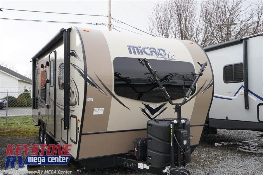 New Travel Trailer 2019 Forest River Flagstaff Micro Lite 23lb