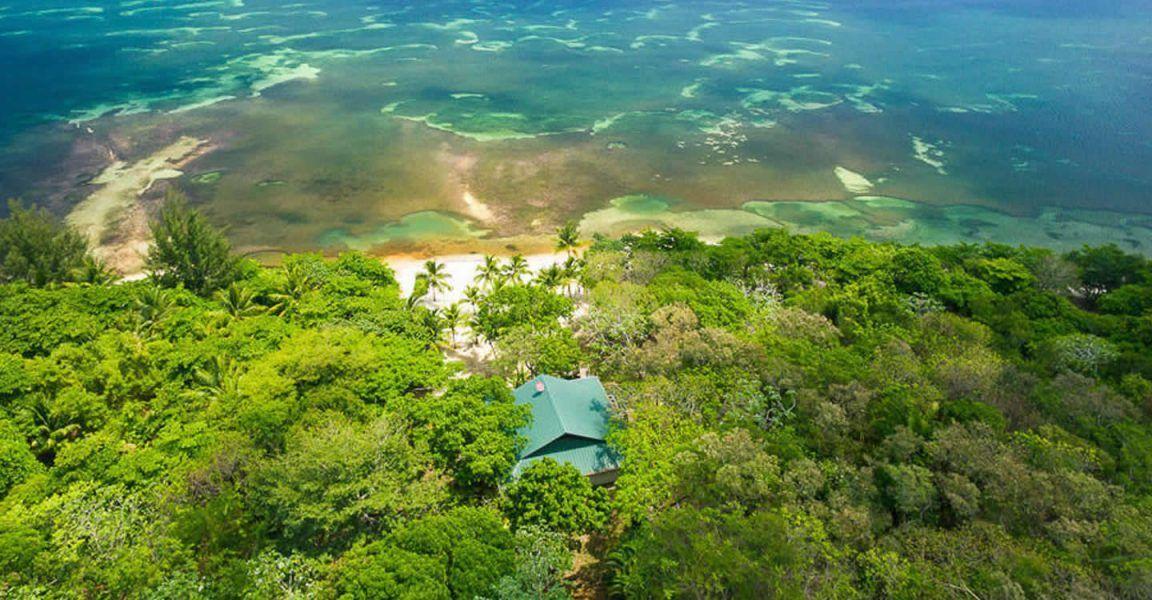 3 bedroom beach house for sale palmetto bay roatan