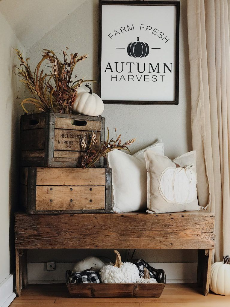 Photo of The Best Rustic Neutral Fall Decorations for Your Home – One Thousand Oaks