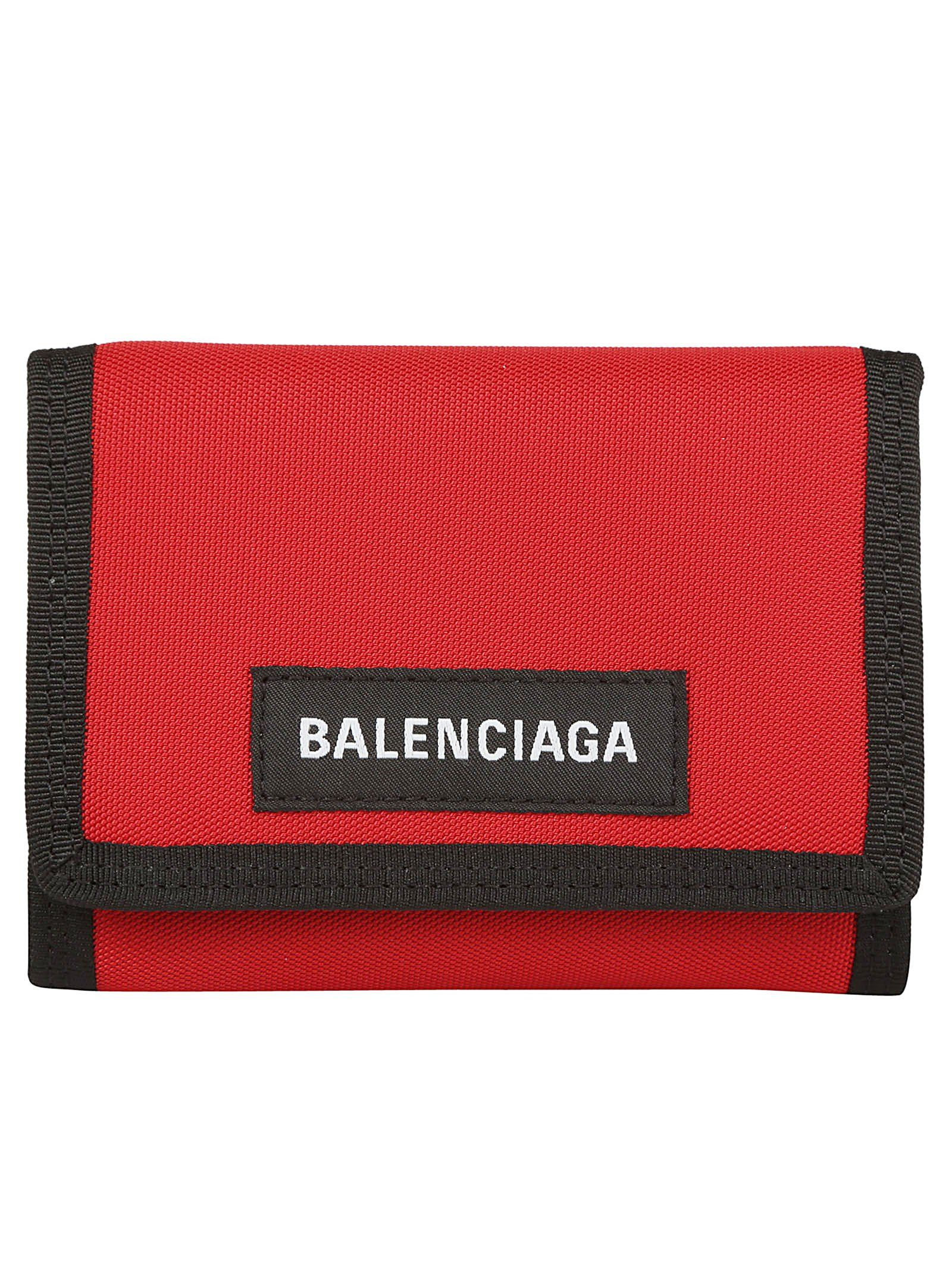 98d06767917b BALENCIAGA BALENCIAGA EXPLORER WALLET.  balenciaga
