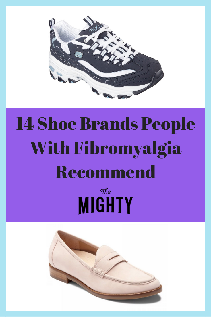 14 Shoe Brands People With Fibromyalgia Recommend | Shoe
