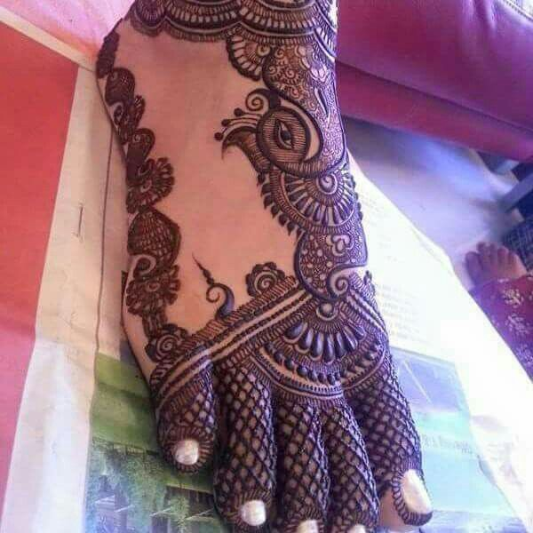 Elaborate Henna Design Wedding Ideas Wedfine Com Mehendi