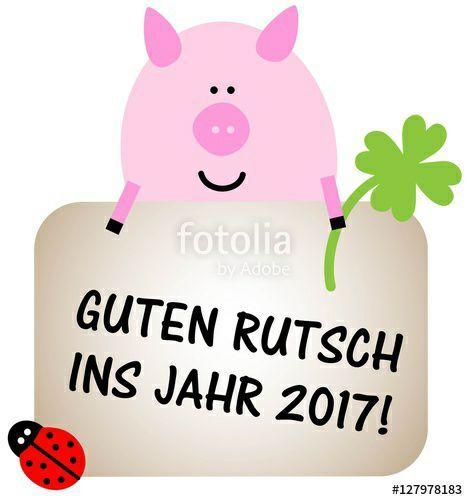 """Allen Freunden und Verwandten einen guten Rutsch ins neue Jahr!!!   Feiert schön und vergesst die """"guten Vorsätze"""" nicht"""