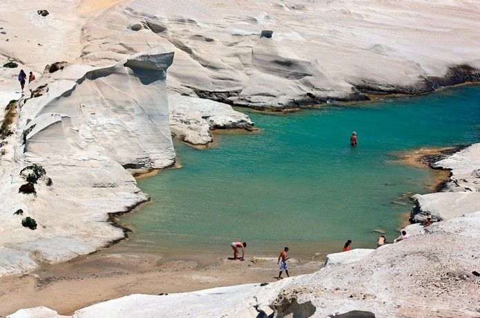 14 Beaches with Bluest Waters in Greece - Page 2