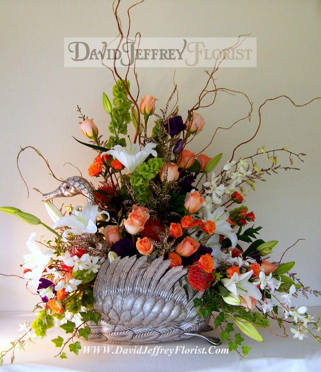 Elegance In Floral Design Is Timeless Davidjefreyflorist Flowers
