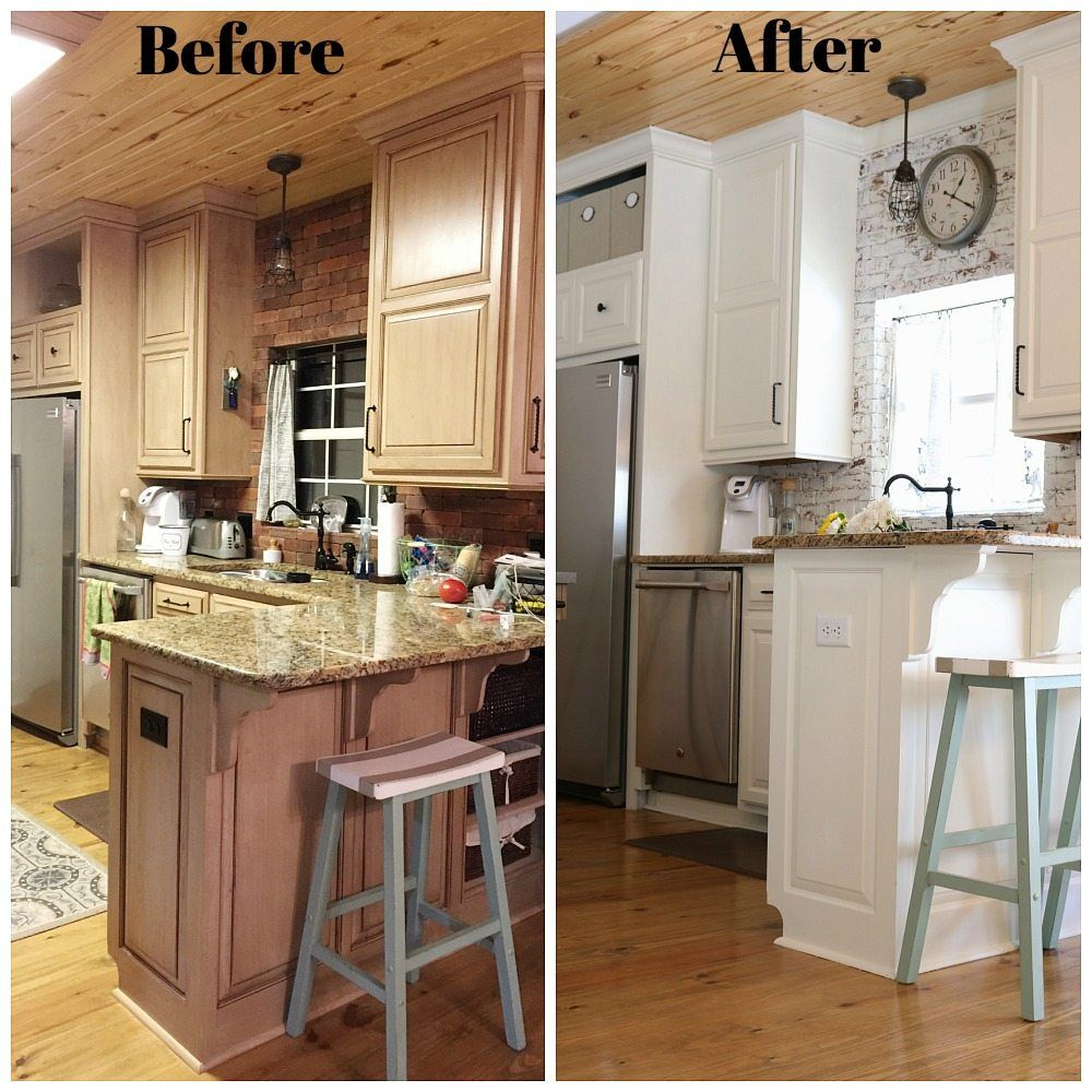 Superb Kitchen Makeover Before + After