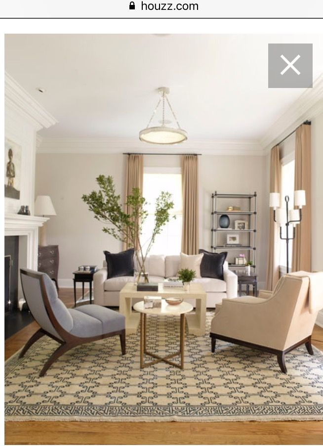 Non Matching Https://www.houzz.com/discussions/3185051/do Two Accent Chairs  Across From Sofa Have To Match