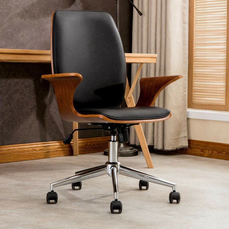 Harada Task Chair In 2020 Adjustable Office Chair Elegant Home