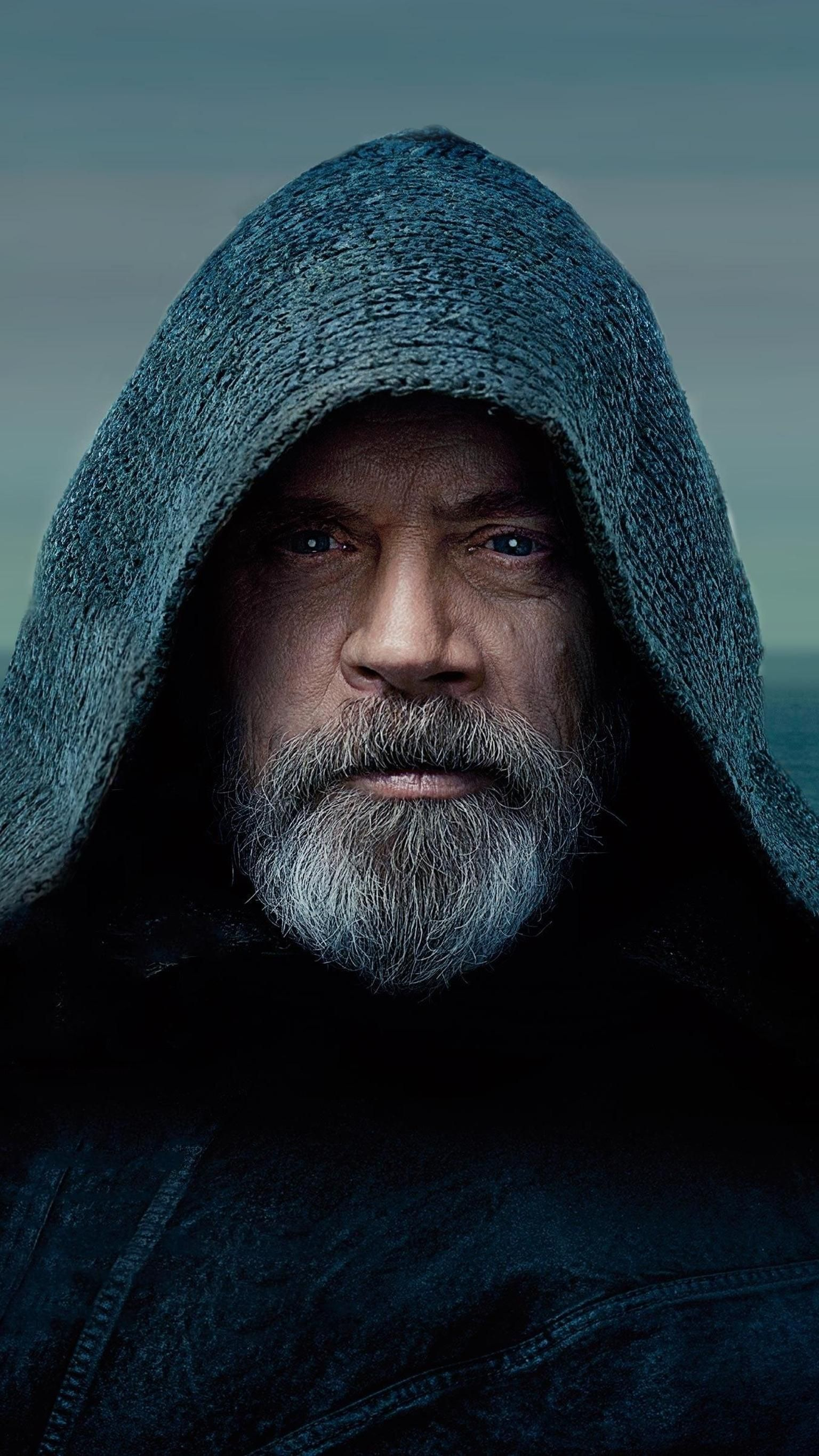 Star Wars The Last Jedi 2017 Phone Wallpaper Moviemania Star Wars Models Star Wars Wallpaper Star Wars Luke
