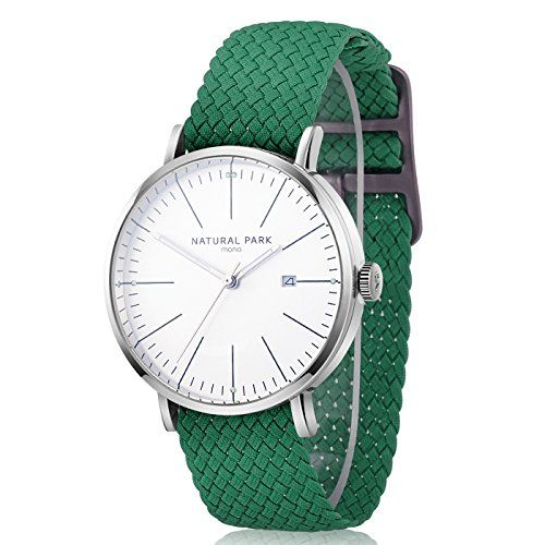Unisex Fashion Unique Watch with White Dial Green Replace... https://www.amazon.com/dp/B01L3TP4Y8/ref=cm_sw_r_pi_dp_x_x9I7xbJN0CGXP