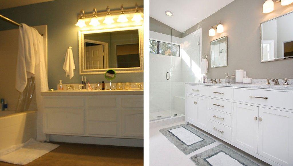 Los Angeles Bathroom Remodeling Design Contractor One Week Bath Bathrooms Remodel Bathroom Remodel Photos Modern Bathroom Renovations