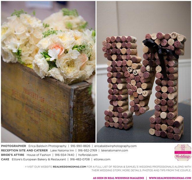 Folsom Wedding Inspiration: Regina & Samuel {From The