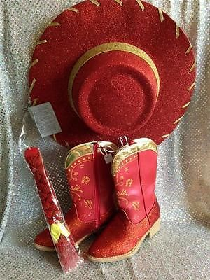Disney Toy Story Childrens Jessie Boots Size 11 12