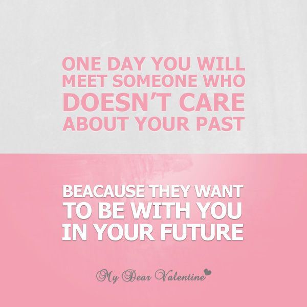Inspirational Quotes For Life: One Day You Will Meet Someone Who Doesnu0027t  Care Abo.