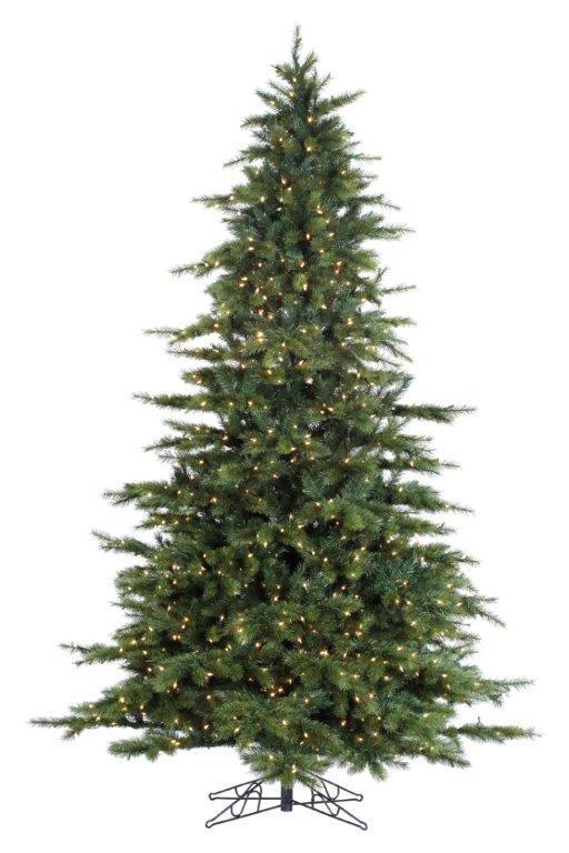 slim maxwell lifelike pre lit christmas tree lighted christmas trees christmas decorations table