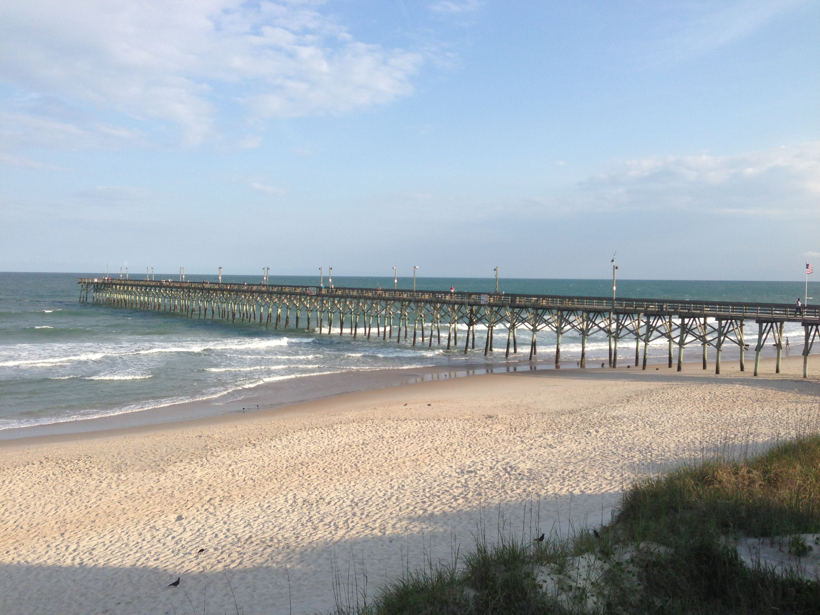 Surf City Nc Pier Where My Love Story All Began Topsail Island Surf City Surf City Surf City Nc