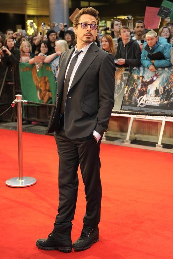 ¿Cuánto mide Robert Downey Jr? - Altura - Real height 9ae30875db370f96aeb59514dc39409c