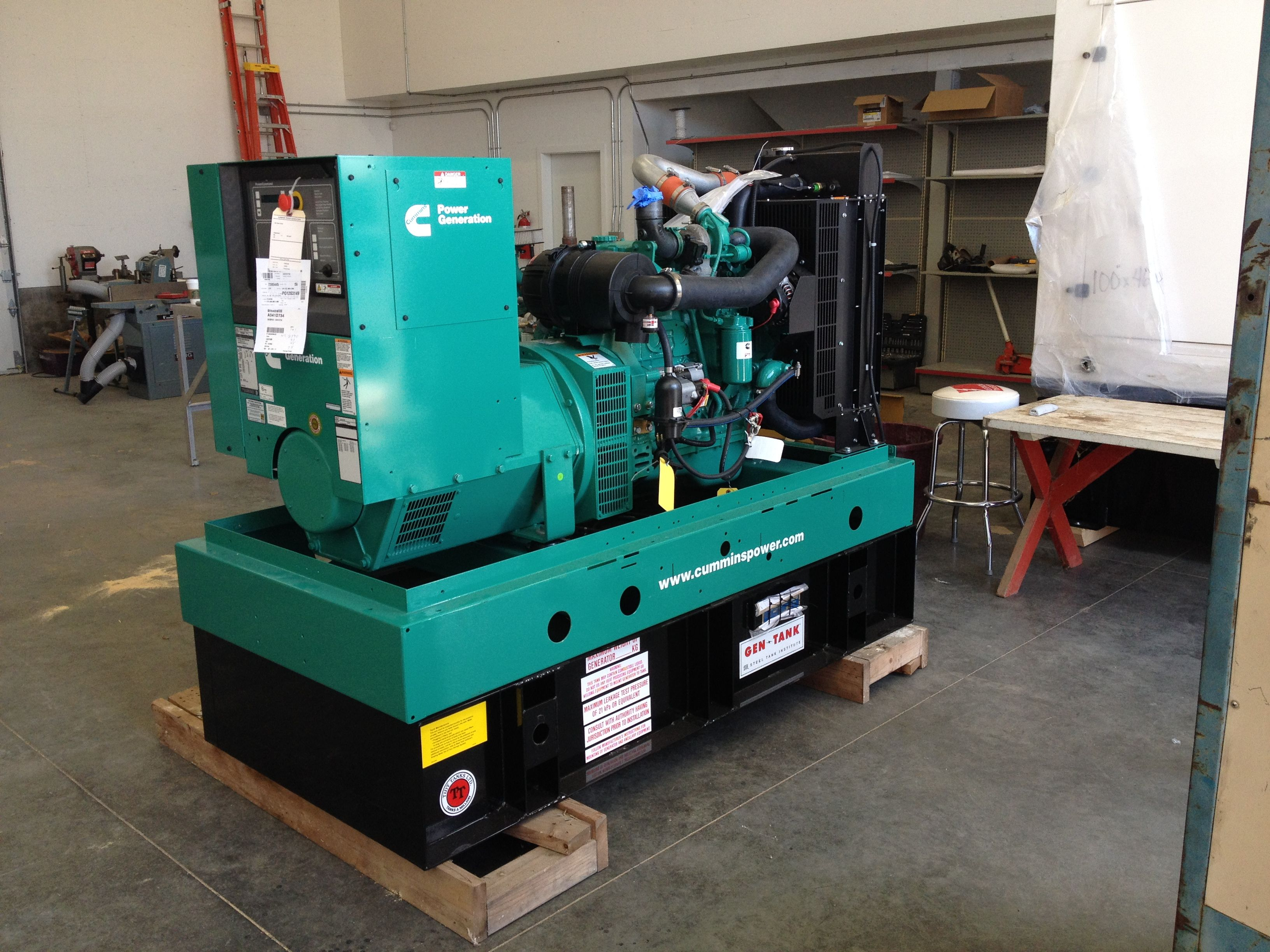 here s an awesome deal from our shop on a cummins power generator rh pinterest com